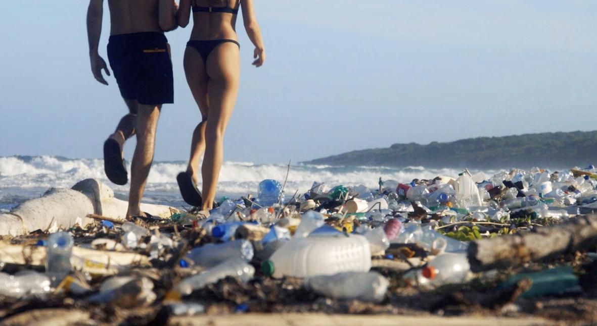 Salt: главное здесь, остальное по вкусу - «Самое грязное порно в истории»: Pornhub посвятил фильм проблеме загрязнения пластиком