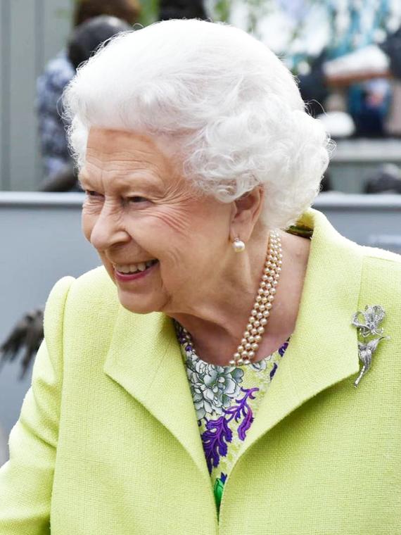 Salt: главное здесь, остальное по вкусу - Елизавета II подшутила над туристами, которые не узнали ее на прогулке в Шотландии