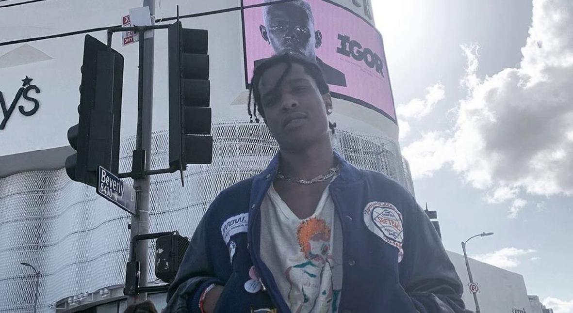 Salt: главное здесь, остальное по вкусу - В Швеции обстреляли адвоката A$AP Rocky