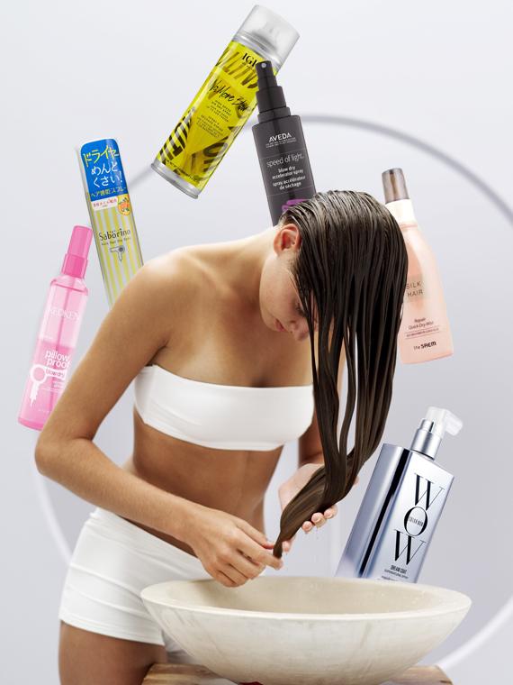 Salt: главное здесь, остальное по вкусу - Давай высушим это по-быстрому: 6 средств для экспресс-сушки волос