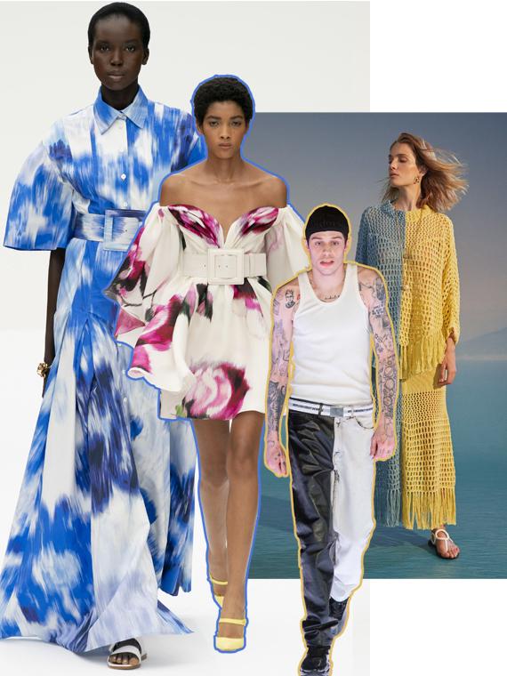 Salt: главное здесь, остальное по вкусу - 8 главных трендов с Недели моды в Нью-Йорке