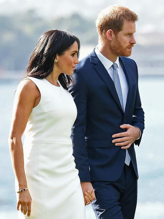 Salt: главное здесь, остальное по вкусу - Принц Гарри и Меган Маркл отправились в Рим на свадьбу друзей