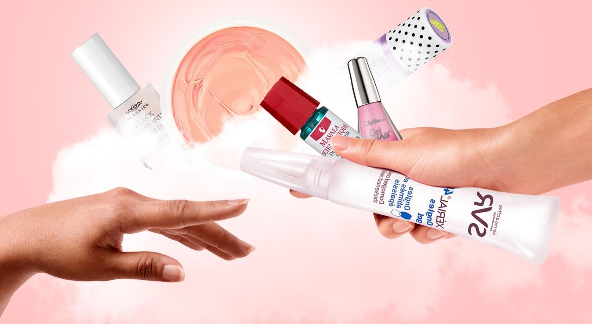 Salt: главное здесь, остальное по вкусу - 6 средств для восстановления ногтей, которые действительно работают