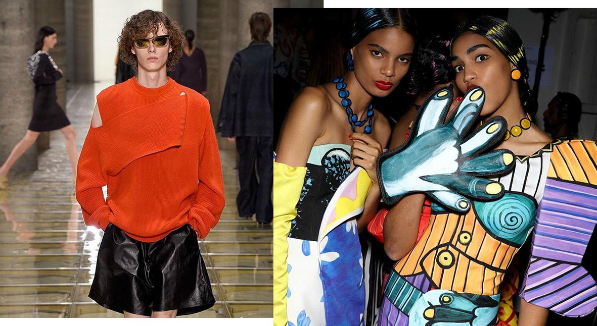 Salt: главное здесь, остальное по вкусу - Неделя моды в Милане: Пикассо у Moschino, Fendi без Карла и сумки Bottega Veneta