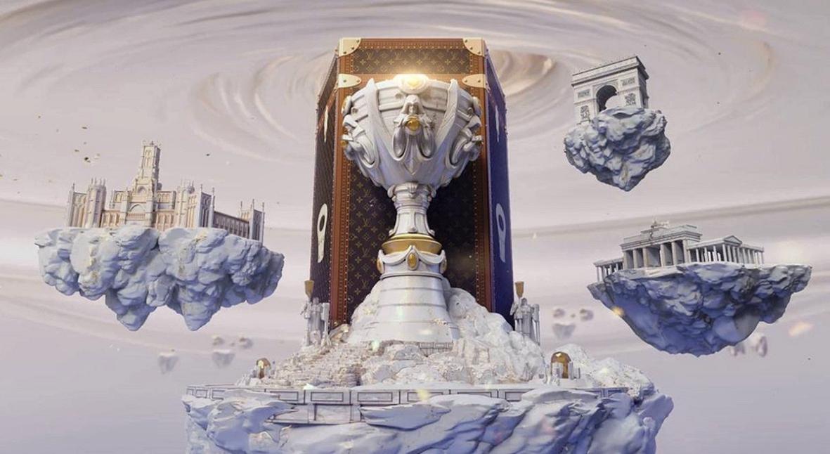 Salt: главное здесь, остальное по вкусу - Louis Vuitton создаст коллекцию в партнерстве с разработчиком League of Legends