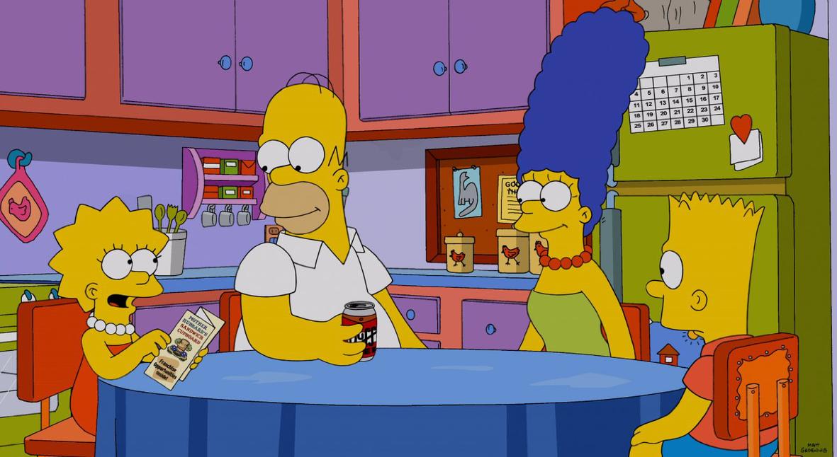 Salt: главное здесь, остальное по вкусу - Умер продюсер «Симпсонов» и «Рика и Морти» Джоэл Майкл Мендел