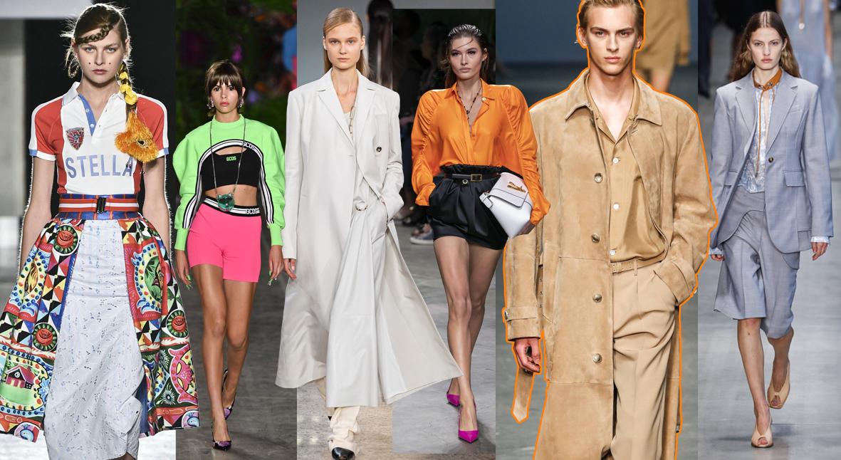 Salt: главное здесь, остальное по вкусу - 9 главных трендов миланской Недели моды