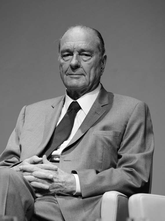 Salt: главное здесь, остальное по вкусу - Умер бывший президент Франции Жак Ширак