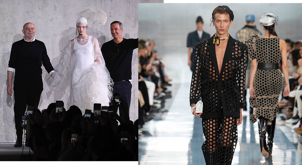 Salt: главное здесь, остальное по вкусу - Неделя моды в Париже: Maison Margiela, сумки от Кейт Мосс для Zadig & Voltaire и Dries Van Noten