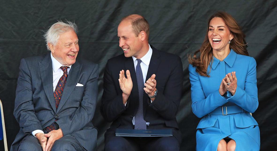 Salt: главное здесь, остальное по вкусу - Кейт Миддлтон и принц Уильям посетили церемонию спуска на воду нового судна
