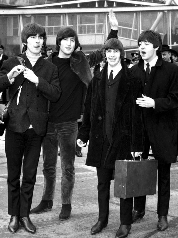 Salt: главное здесь, остальное по вкусу - Вышел новый клип The Beatles — в честь 50-летия альбома Abbey Road
