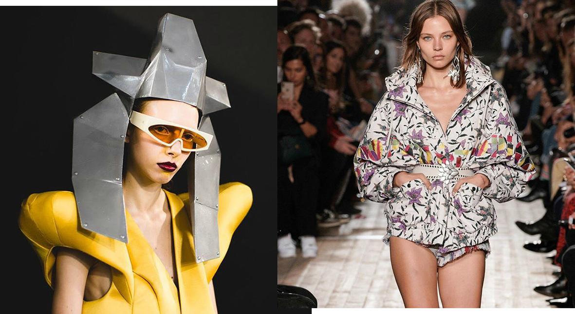 Salt: главное здесь, остальное по вкусу - Неделя моды в Париже: Off-White без Вирджила Абло, модели Isabel Marant и мыльное шоу на Rick Owens