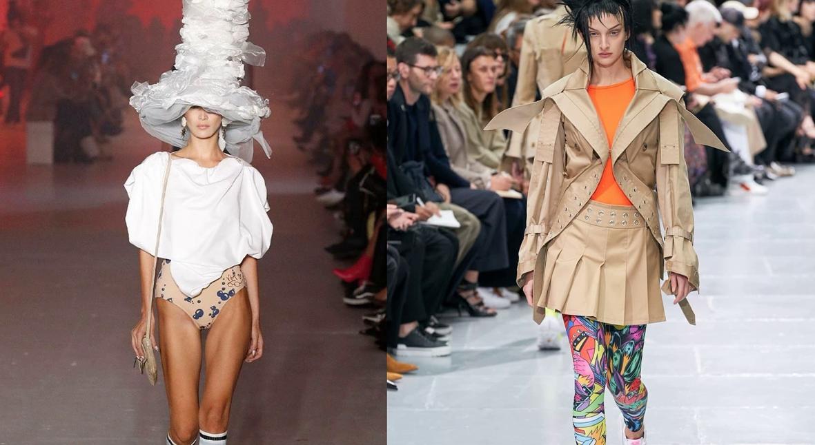 Salt: главное здесь, остальное по вкусу - Balenciaga, Vivienne Westwood, Celine представили коллекции на Неделе моды в Париже