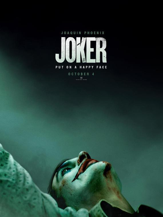 Salt: главное здесь, остальное по вкусу - Безумный клоун: Хоакин Феникс в первом трейлере «Джокера»