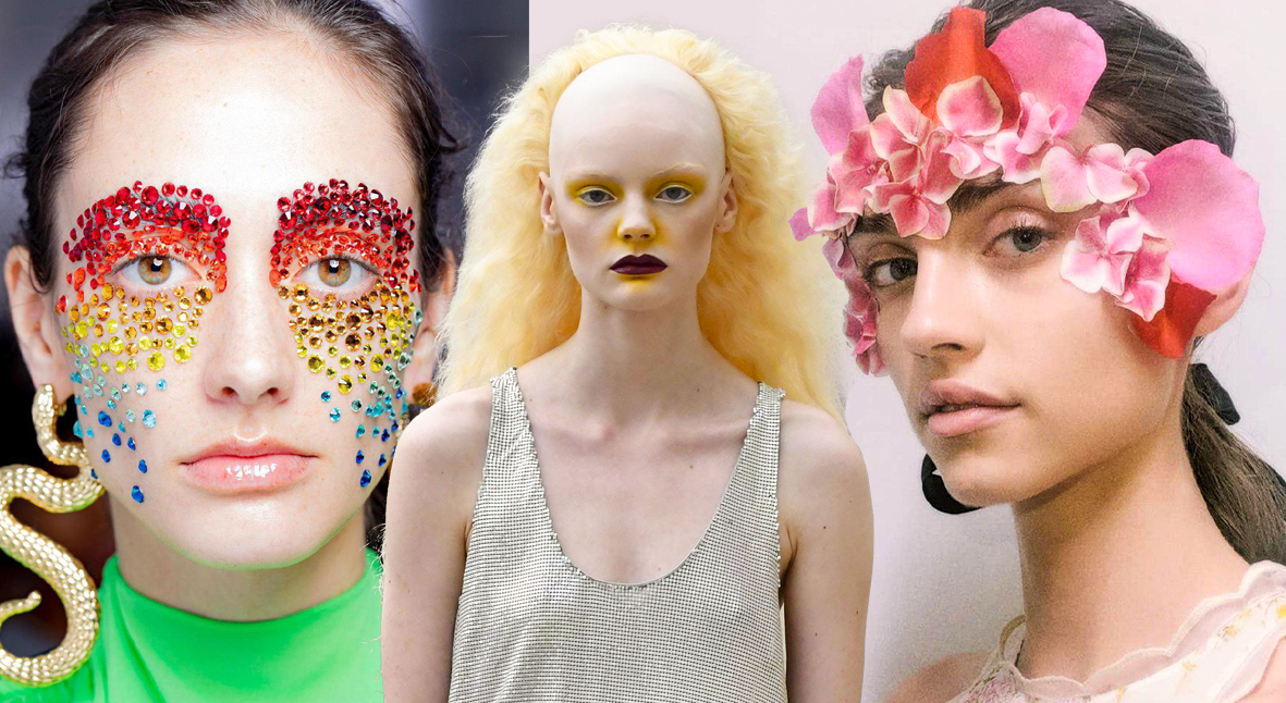 Salt: главное здесь, остальное по вкусу - Скандалы, перья и Кристиан Лакруа: лучшие бьюти-образы Недели моды в Париже