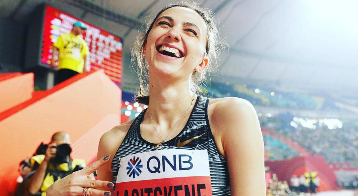 Salt: главное здесь, остальное по вкусу - Мария Ласицкене стала первой трехкратной чемпионкой мира по прыжкам в высоту