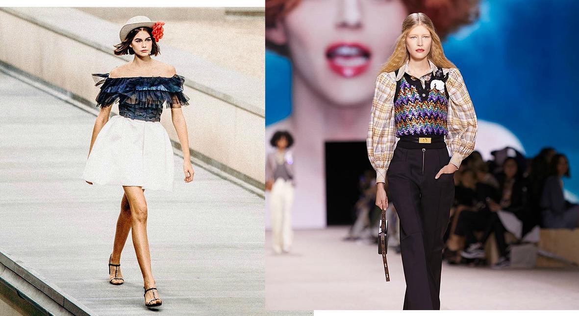 Salt: главное здесь, остальное по вкусу - Неделя моды в Париже: команда Alexander McQueen, Chanel на крыше и финал Louis Vuitton