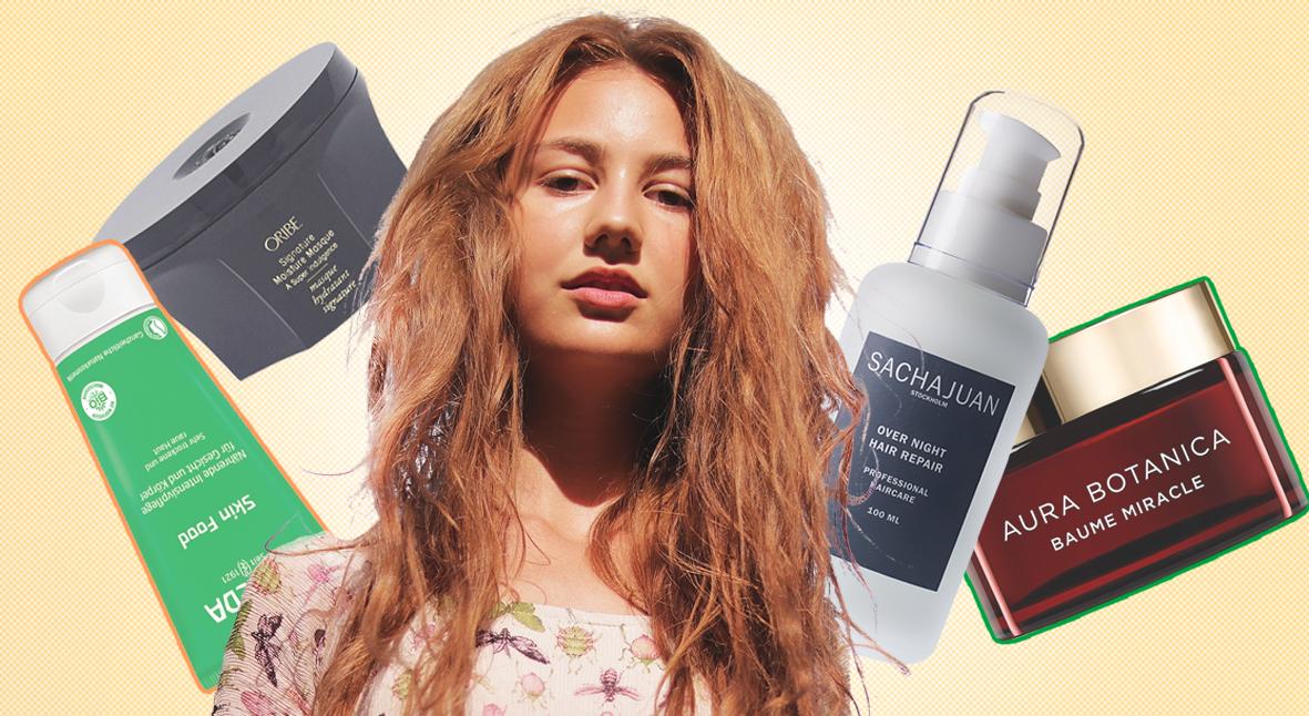 Salt: главное здесь, остальное по вкусу - Сухие волосы: причины и средства, которые могут помочь