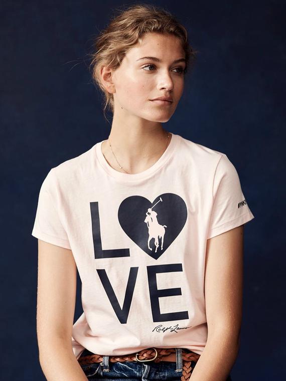 Salt: главное здесь, остальное по вкусу - Ralph Lauren выпустили коллекцию, посвященную борьбе с раком