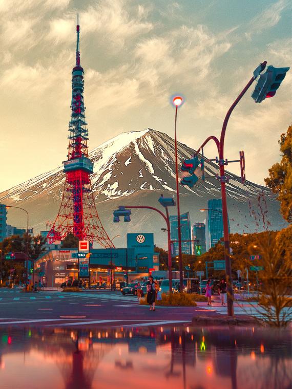 Salt: главное здесь, остальное по вкусу - Рёкан, онсэн и синкансэн: зачем ехать в Японию осенью (и вообще!)