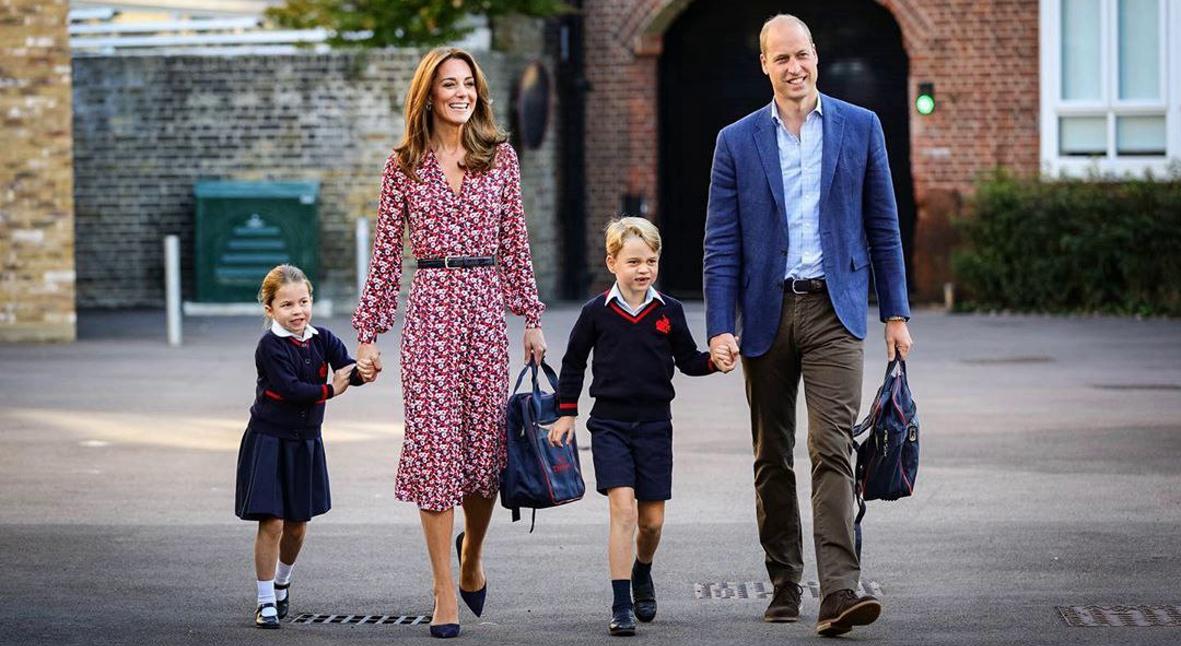 Salt: главное здесь, остальное по вкусу - Кейт Миддлтон и принц Уильям сводили детей на футбольный матч