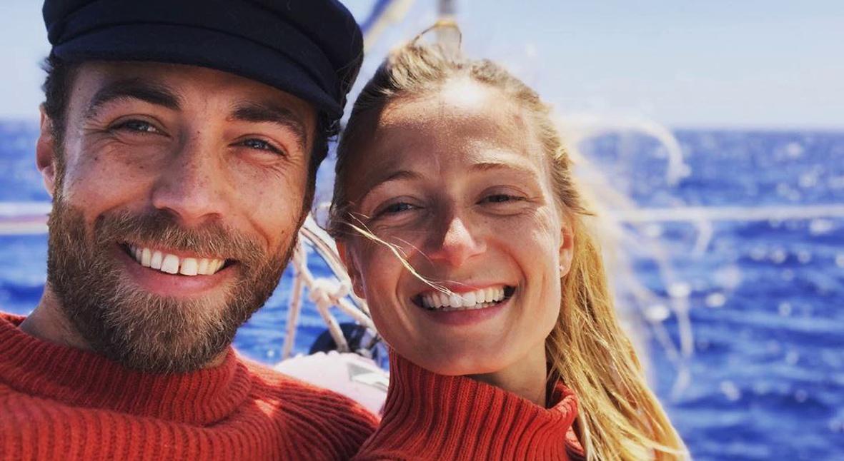 Salt: главное здесь, остальное по вкусу - Младший брат Кейт Миддлтон женится на француженке