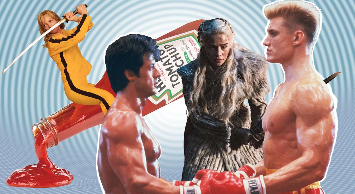 Salt: главное здесь, остальное по вкусу - Сталлоне в нокауте и Ума Турман в крови: самые интересные драки в кино