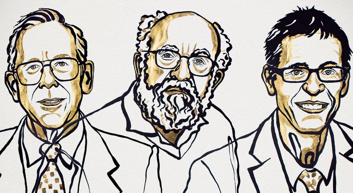 Salt: главное здесь, остальное по вкусу - Нобелевскую премию по физике присудили за открытия в астрономии