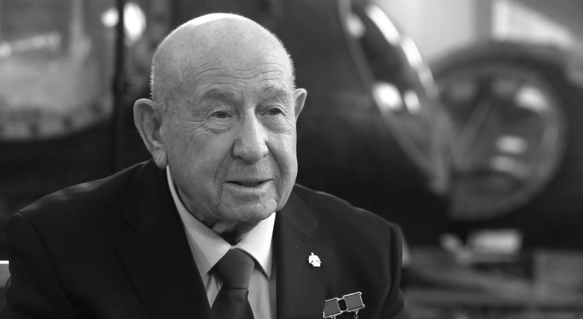 Salt: главное здесь, остальное по вкусу - Умер космонавт Алексей Леонов