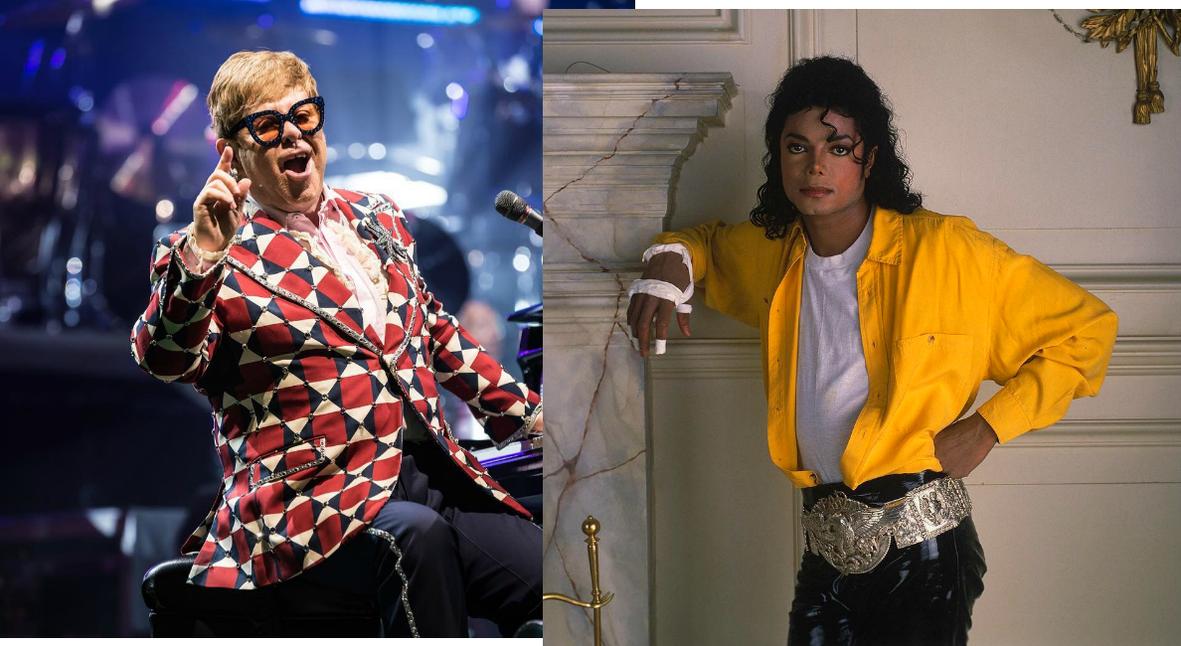 Salt: главное здесь, остальное по вкусу - Элтон Джон заявил, что Майкл Джексон страдал от психического расстройства