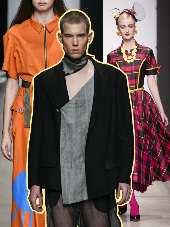 Salt: главное здесь, остальное по вкусу - В Москве началась Mercedes-Benz Fashion Week: обзор первого дня