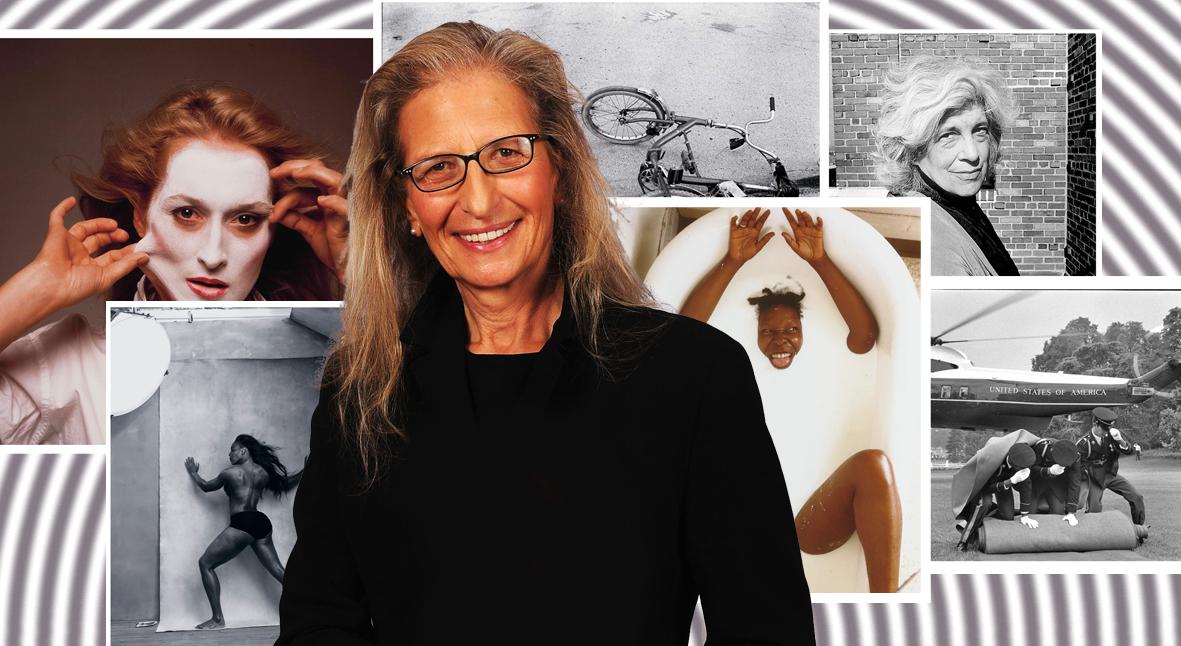 Salt: главное здесь, остальное по вкусу - Знаменитости, война и любовь: знаковые фотографии Энни Лейбовиц