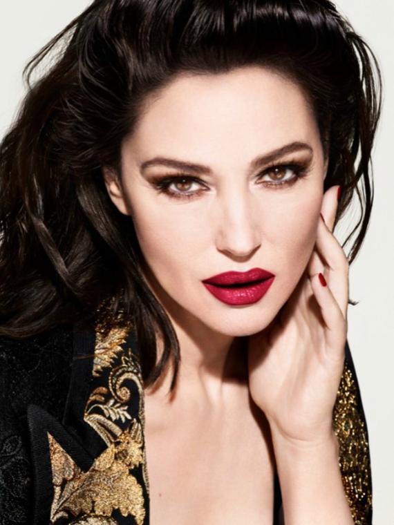 Salt: главное здесь, остальное по вкусу - Моника Беллуччи снялась в новой рекламной кампании Dolce & Gabbana