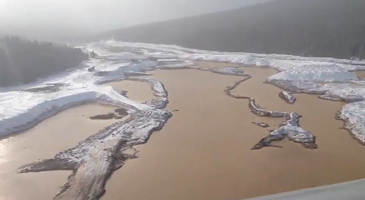 Salt: главное здесь, остальное по вкусу - Более десяти человек погибли в результате прорыва дамбы в Красноярском крае