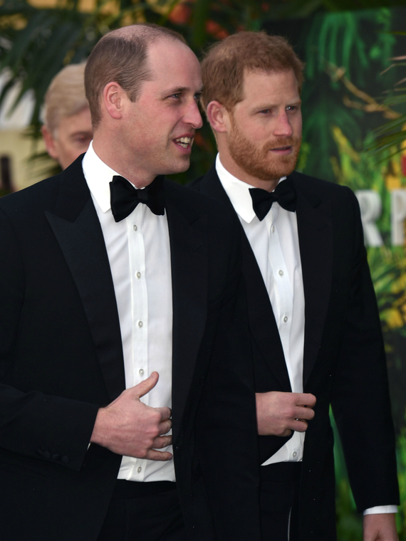 Salt: главное здесь, остальное по вкусу - «У нас разные пути»: принц Гарри рассказал об отношениях с принцем Уильямом