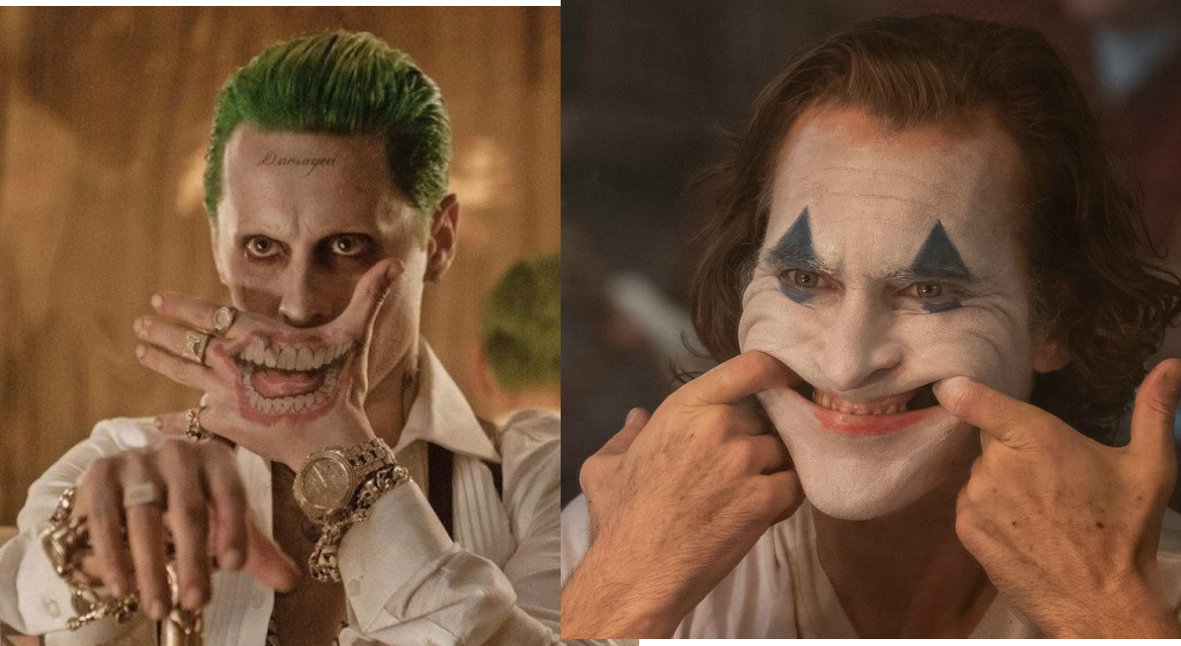 Salt: главное здесь, остальное по вкусу - СМИ: Джаред Лето пытался помешать съемкам «Джокера» с Хоакином Фениксом