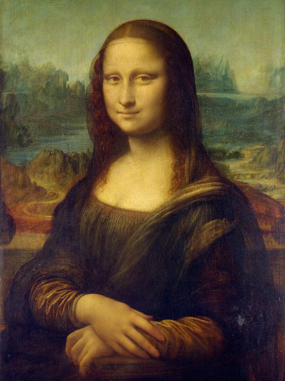 Salt: главное здесь, остальное по вкусу - «Мону Лизу» больше не вывезут из Лувра — в музее рассказали о разрушении картины