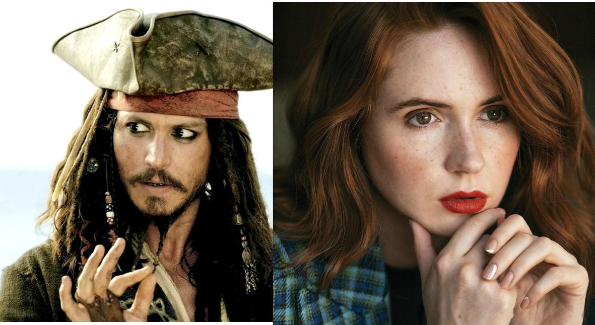 Salt: главное здесь, остальное по вкусу - Без Джонни Деппа: Карен Гиллан может сняться в перезапуске «Пиратов Карибского моря»