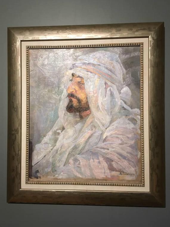 Salt: главное здесь, остальное по вкусу - На выставке в Третьяковке нашли картину, похищенную из музея в Грозном во время войны