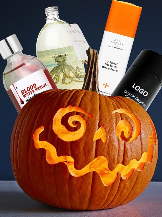 Salt: главное здесь, остальное по вкусу - Кровь, тыквы и привидения: 8 необычных средств для ухода за кожей на Хэллоуин