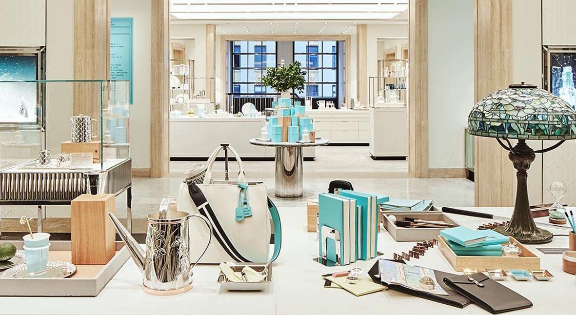 Salt: главное здесь, остальное по вкусу - LVMH ведет переговоры о покупке Tiffany & Co
