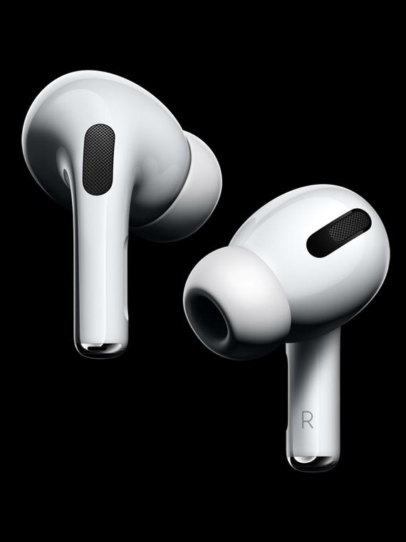 Salt: главное здесь, остальное по вкусу - Apple представили новые наушники AirPods Pro с шумоподавлением