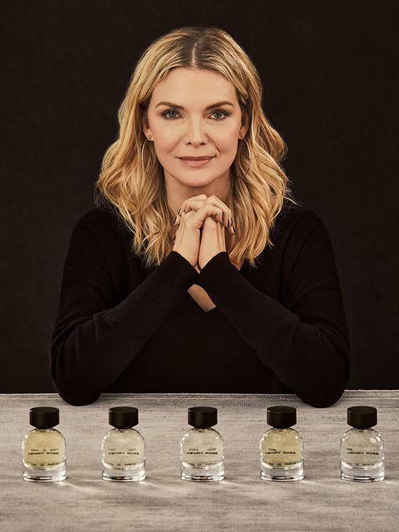 Salt: главное здесь, остальное по вкусу - Мишель Пфайффер запускает бренд безопасной парфюмерии