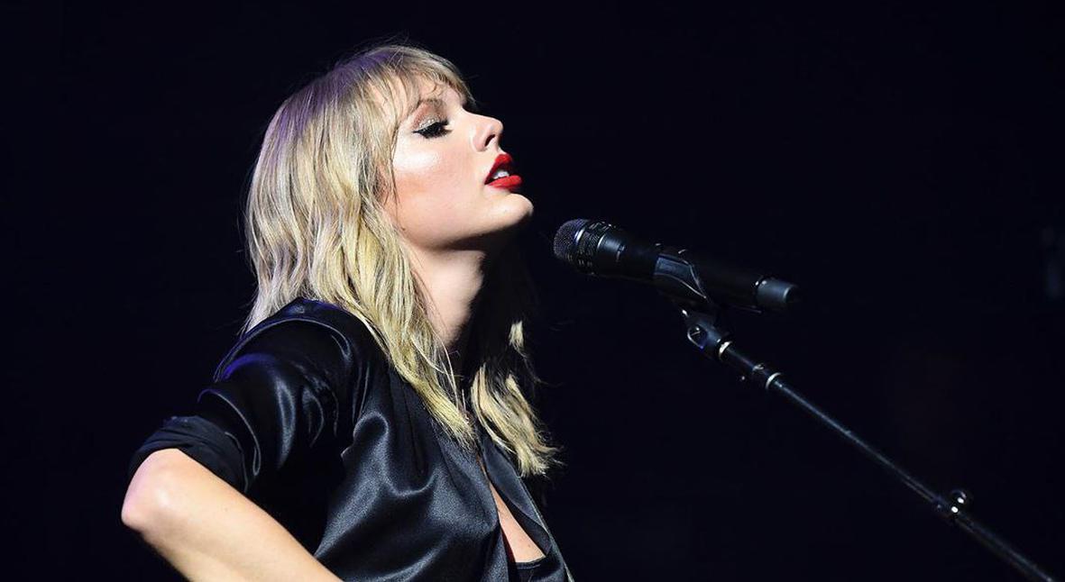 Salt: главное здесь, остальное по вкусу - Тейлор Свифт стала артисткой десятилетия по версии American Music Awards
