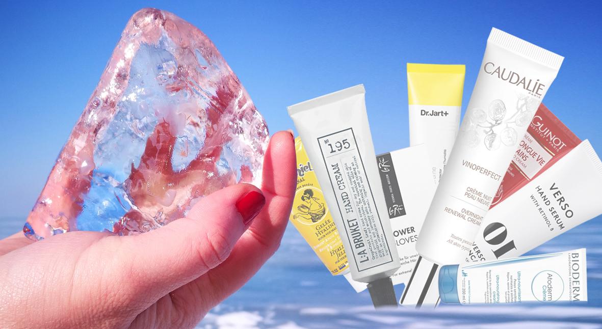 Salt: главное здесь, остальное по вкусу - Как защитить руки от холода? 10 средств для зимнего ухода
