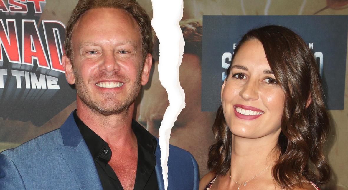 Salt: главное здесь, остальное по вкусу - Звезда «Беверли-Хиллз 90210» Йен Зиринг объявил о разводе с женой