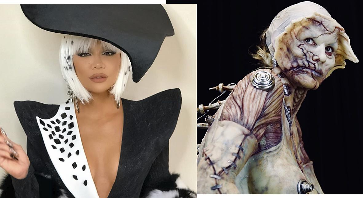 Salt: главное здесь, остальное по вкусу - Пришелец, почтовый ящик, сестры Олсен: самые необычные костюмы звезд на Хэллоуин