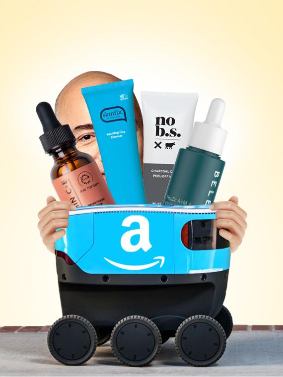 Salt: главное здесь, остальное по вкусу - Крем с ретинолом и натуральный дезодорант: что заказать на Amazon