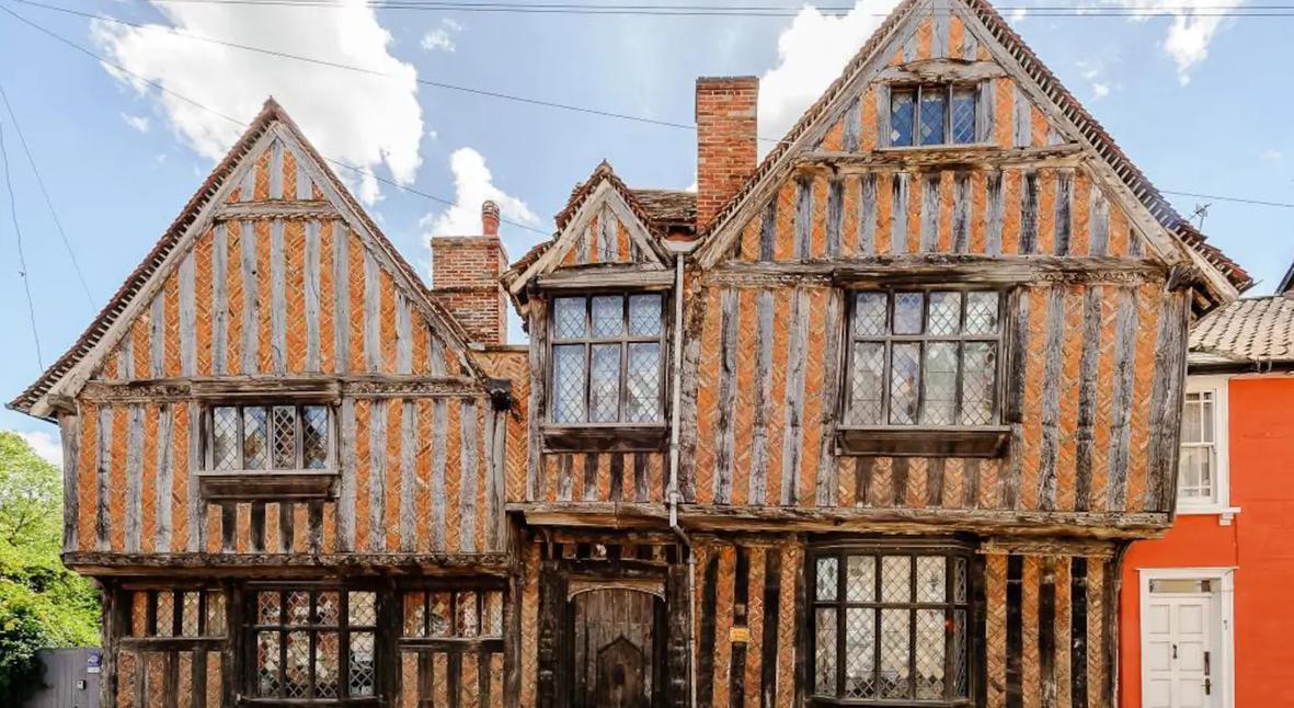 Salt: главное здесь, остальное по вкусу - На Airbnb теперь можно арендовать дом, в котором родился Гарри Поттер