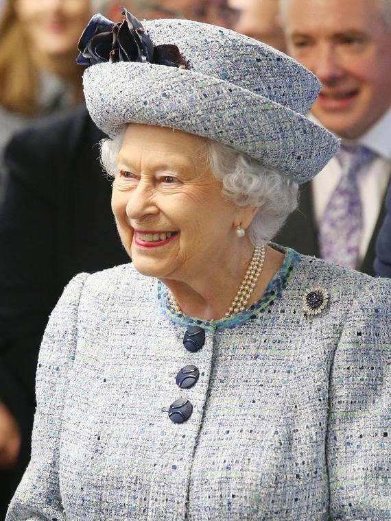 Salt: главное здесь, остальное по вкусу - Королева Елизавета II решила отказаться от изделий из натурального меха
